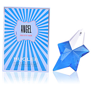 ANGEL FRUITY FAIR eau de toilette vaporizador non refillable 50 ml