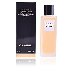 Ciało L'EAU TAN eau fraîche corps Chanel