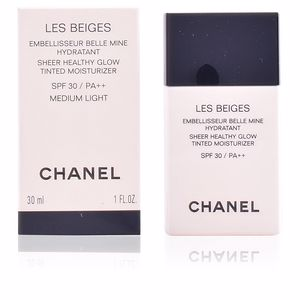 Foundation Make-up LES BEIGES embellisseur belle mine hydratant Chanel