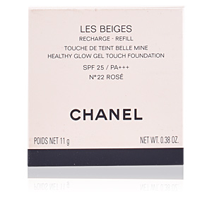 Foundation makeup LES BEIGES touche de teint belle mine refill Chanel