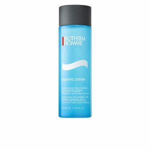 After shave HOMME aquatic lotion after-shave Biotherm