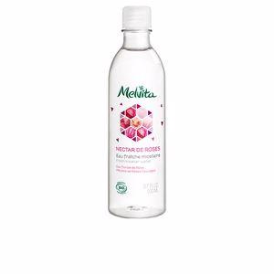 Micellar water NECTAR ROSAS agua micelar desmaquillante Melvita