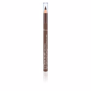 Eyebrow makeup BROW THIS WAY fibre pencil Rimmel London