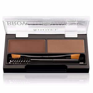 Maquillaje para cejas BROW THIS WAY eyebrow sculpting kit Rimmel London