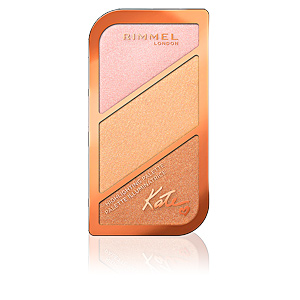 KATE SCULPTING palette #001-golden sands 18,5 gr