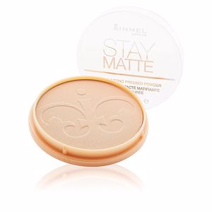 Poudre compacte STAY MATTE pressed powder Rimmel London