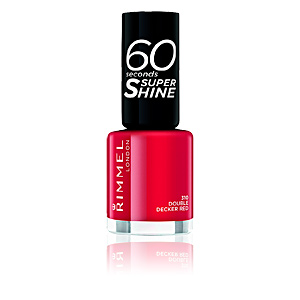 60 SECONDS super shine #310-double decker red