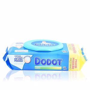 Fazzolettini detergenti DODOT toallitas húmedas recambio Dodot