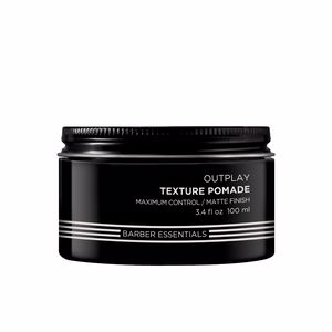Hair styling product REDKEN BREWS outplay Redken Brews