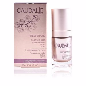 Dark circles, eye bags & under eyes cream PREMIER CRU la crème yeux Caudalie