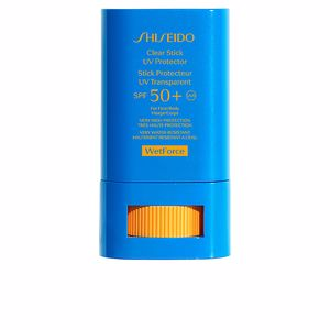 Batons SUN CLEAR STICK UV PROTECTOR face/body SPF50+ Shiseido