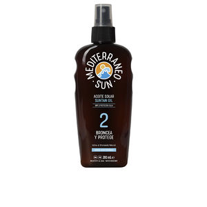 CARROT suntan oil dark tanning SPF2 200 ml