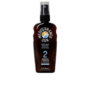 CARROT suntan oil dark tanning SPF2 100 ml
