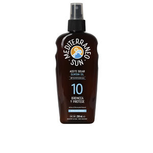CARROT suntan oil dark tanning SPF10 200 ml