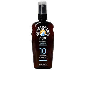 CARROT suntan oil dark tanning SPF10 100 ml