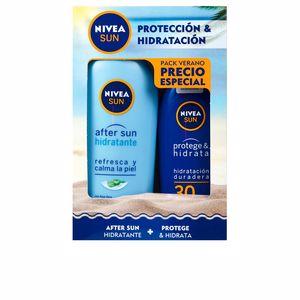 Body SUN PROTEGE & HIDRATA SET Nivea