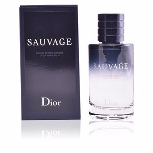 Aftershave SAUVAGE after-shave balm Dior