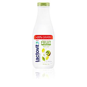 Bagno schiuma LACTOVIT FRUIT ANTIOX gel de ducha Lactovit