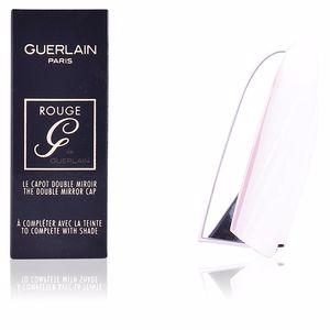 Lipsticks ROUGE G le capot double miroir #k-doll Guerlain