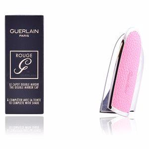Lipsticks ROUGE G le capot double miroir #miami glam Guerlain