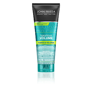 Volumizing conditioner LUXURIOUS VOLUME FUERZA & VOLUMEN acondicionador John Frieda