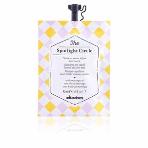 Mascarilla brillo SPOTLIGHT CIRCLE shine hair mask Davines