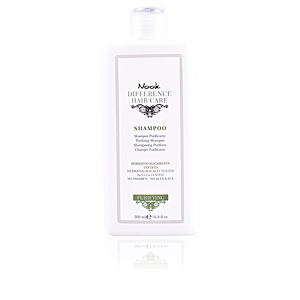 Nook, DIFFERENCE HAIR CARE purifying shampoo 500 ml