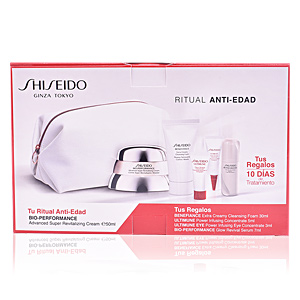 Set cosmétique pour le visage BIO-PERFORMANCE ADVANCED SUPER REVITALIZING COFFRET Shiseido