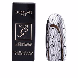 Lipsticks ROUGE G le capot double miroir #french mademoiselle Guerlain