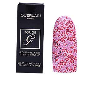 Lipsticks ROUGE G le capot double miroir #gypsy folk Guerlain