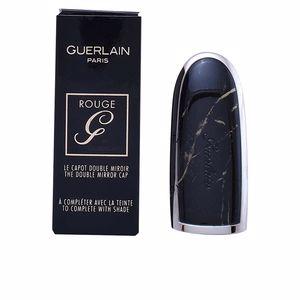 Lipsticks ROUGE G le capot double miroir #neo-gothic Guerlain
