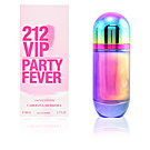 212 VIP ROSÉ PARTY FEVER limited edition eau de toilette spray Carolina Herrera