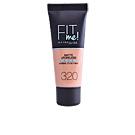 FIT ME MATTE+PORELESS foundation #320-natural tan
