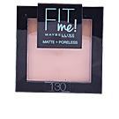 FIT ME MATTE+PORELESS powder #130-buff beige