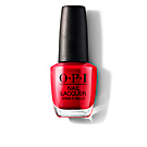 NAIL LACQUER #opi red
