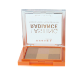 LASTING RADIANCE finishing powder #002-honeycomb