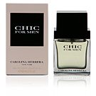 CHIC FOR MEN eau de toilette vaporizador 60 ml