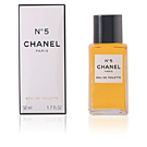 Nº 5 eau de toilette bottle 50 ml