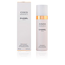 COCO MADEMOISELLE deodorant spray 100 ml Chanel