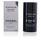 Chanel ÉGOÏSTE PLATINUM deo stick 75 ml