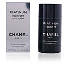 ÉGOÏSTE PLATINUM deo stick 75 ml Chanel