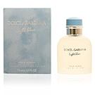 LIGHT BLUE POUR HOMME eau de toilette spray 75 ml Dolce & Gabbana