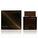 EUPHORIA MEN INTENSE eau de toilette spray 100 ml Calvin Klein