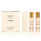 Chanel COCO MADEMOISELLE eau de toilette purse spray twist & spray 3 x 20 ml