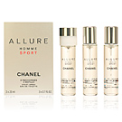 ALLURE HOMME SPORT recambio 3 x 20 60 ml Chanel