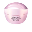 ADVANCED ESSENTIAL ENERGY body replenishing cream Shiseido