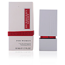 BURBERRY SPORT WOMAN eau de toilette vaporizador 50 ml