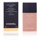 VITALUMIERE AQUA fluide #44-beige ambré Chanel