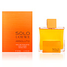 SOLO LOEWE ABSOLUTO edt spray 125 ml