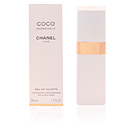 Chanel COCO MADEMOISELLE eau de toilette refillable spray 50 ml